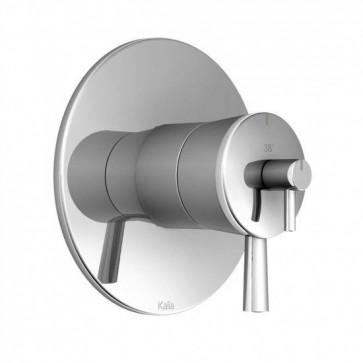 Kalia 104281 Bellino Coaxial Type T/P Shower Trim