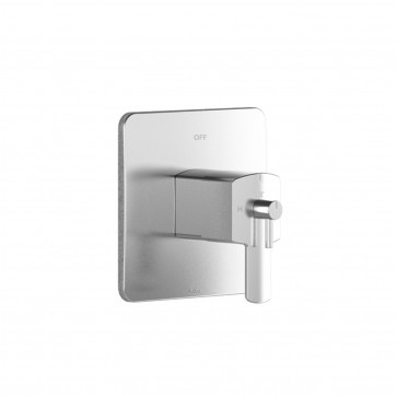 Kalia 104283-110 Grafik Coaxial Type T/P Shower Trim