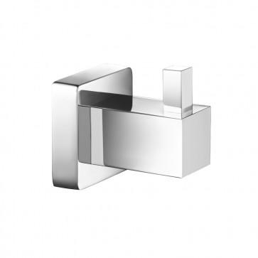 Isenberg 150.1001CP Bath Brass Bathroom Towel / Robe Hook
