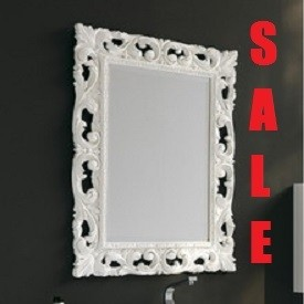 Acquaviva 1 9SP6513BL Arch 5 Baroque Style Mirror