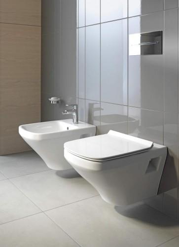 Duravit 2538090092 Durastyle Wall Mount Toilet
