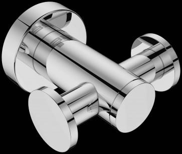Bathroom Butler BAAC4611 4600 Series Robe Hook Double