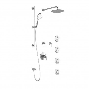 Kalia BF1245 Bellino T375 Shower Systems (Valves Not Included)