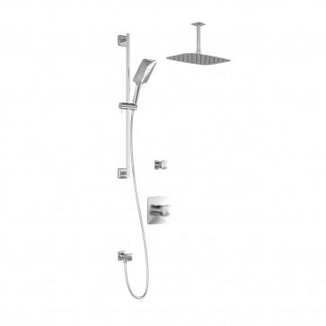 Kalia BF1253-PREMIA Umani T2-Premia Shower Systems (Valves Not Included)