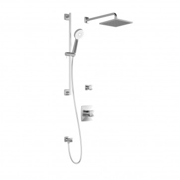 Kalia BF1253 Umani T2 Shower Systems (Valves Not Included)