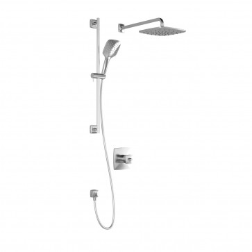Kalia BF1723-100 Umani Tcd1-Plus Shower Systems (Valves Not Included)