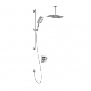 Kalia BF1723-201 Umani Tcd1-Premia Shower Systems (Valves Not Included)