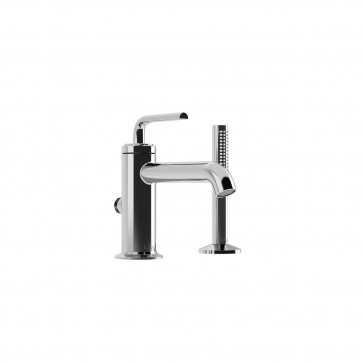 Kalia BF1219 Cite Deckmount Tub Faucet With Hand Shower