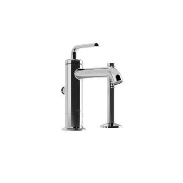 Kalia BF1220 Cite Tall Bathroom Faucet With Hand Shower