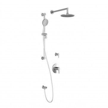 Kalia BF1346 Kontour T2 Shower Kit (Valves Not Included)