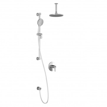 Kalia BF1721-110 Kontour Tcd1 Shower Systems (Valves Not Included)