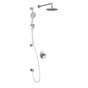 Kalia BF1721 Kontour Tcd1 Shower Systems (Valves Not Included)