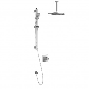 Kalia BF1719-PREMIA Grafik Tcd1-Premia Shower Systems (Valves Not Included)
