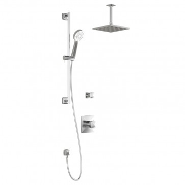 Kalia BF1429-001 Umani Tg2 Shower Systems (Valves Not Included)