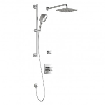 Kalia BF1429-PLUS Umani Tg2-Plus Shower Systems (Valves Not Included)