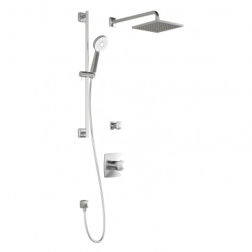 Kalia BF1429 Umani Tg2 Shower Systems (Valves Not Included)