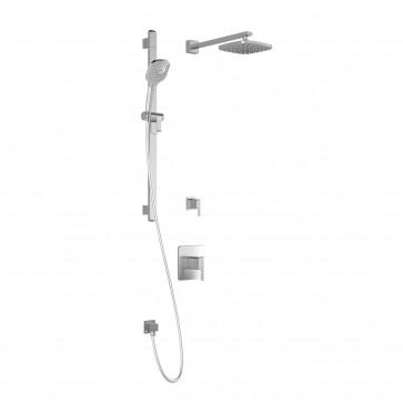 Kalia BF1426-110 Grafik Tg2 Shower Systems (Valves Not Included)