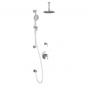 Kalia BF1500-001 Kontour Td2 Shower Systems (Valves Not Included)