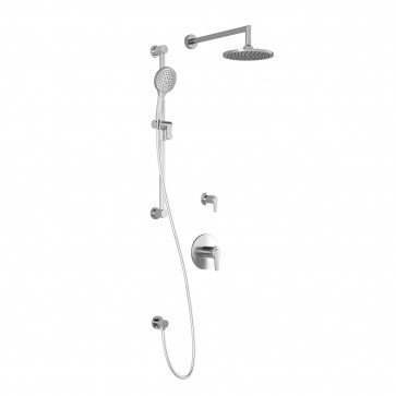 Kalia BF1427 Kontour Tg2 Shower Systems (Valves Not Included)