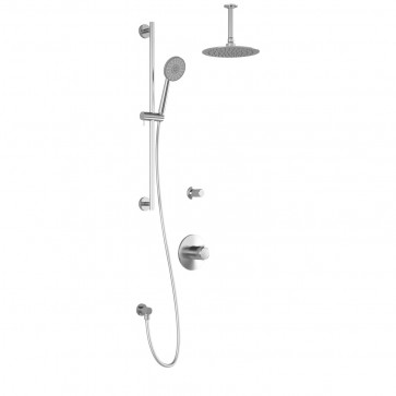 Kalia BF1428-011 Cite Tg2 Shower Systems (Valves Not Included)