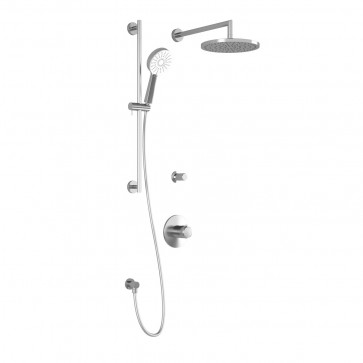 Kalia BF1428-PLUS Cite Tg2-Plus Shower Systems (Valves Not Included)