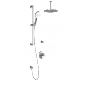 Kalia BF1604-PLUS Cite Td2-Plus Shower Systems (Valves Not Included)