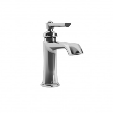 Kalia BF1481-110 Rustik Single Hole Faucet With Pop-Up Drain