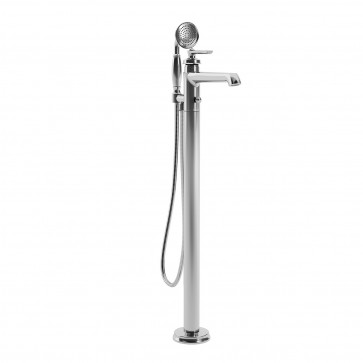 Kalia BF1487-110 Rustik Freestanding Tub Faucet With Hand Shower