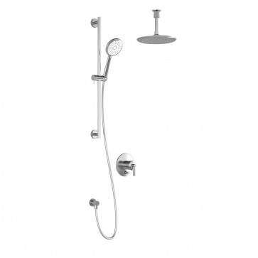 Kalia BF1490-001 Bellino Pb4 Shower Systems (Valves Not Included)