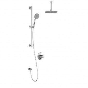 Kalia BF1492-001 Cite Pb4 Shower Systems (Valves Not Included)