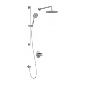 Kalia BF1492 Cite Pb4 Shower Systems (Valves Not Included)