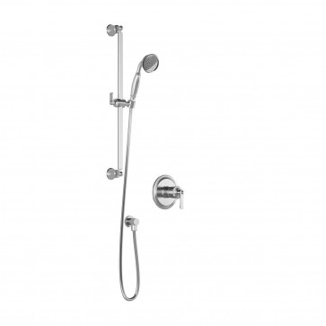 Kalia BF1515-110 Rustik Pb1 Shower Systems (Valves Not Included)