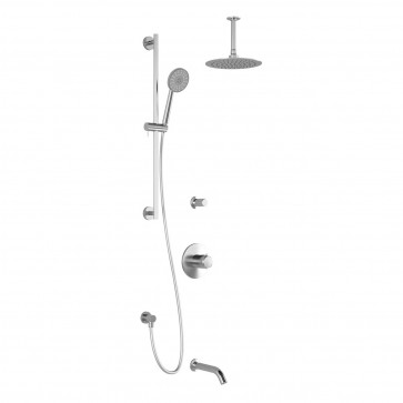 Kalia BF1605-001 Cite Td3 Shower Systems (Valves Not Included)