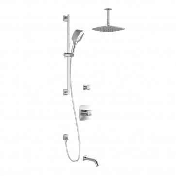 Kalia BF1632-PLUS Umani Tg3-Plus Shower Systems (Valves Not Included)