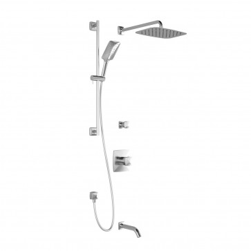 Kalia BF1632-200 Umani Tg3-Premia Shower Systems (Valves Not Included)