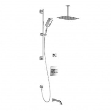Kalia BF1632-PREMIA Umani Tg3-Premia Shower Systems (Valves Not Included)