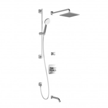 Kalia BF1632 Umani Tg3 Shower Systems (Valves Not Included)