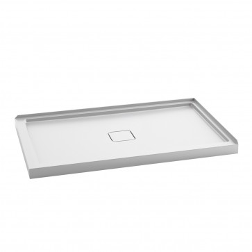 "Kalia BW1193-240 Kover Rectangular Acrylic Shower Base 60"" X 36"""