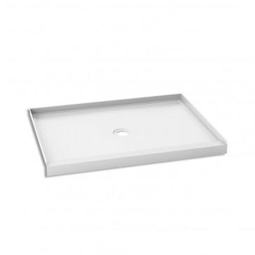 """Kalia BW1279-240 Koncept Rectangular Acrylic Shower Base 48"""" X 36"""""""