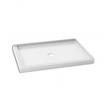 """Kalia BW1280-240 Koncept Rectangular Acrylic Shower Base 48"""" X 36"""""""