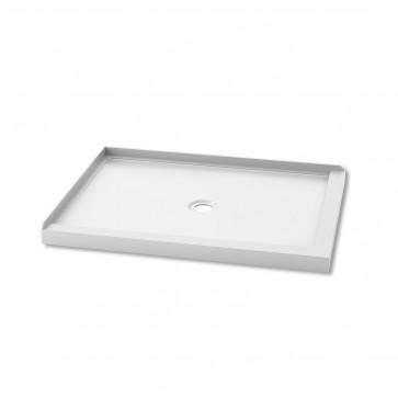 """Kalia BW1281-240 Koncept Rectangular Acrylic Shower Base 48"""" X 36"""""""