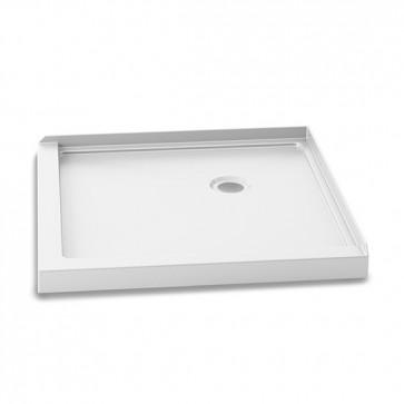 "Kalia BW1453-240 Koncept Square Acrylic Shower Base 36"" X 36"""