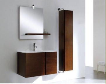 Modern Vanity Caleb 32&40''Wenge