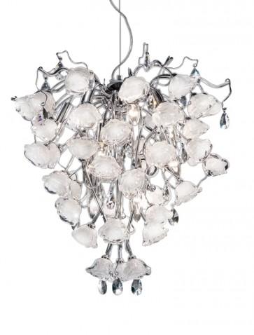 Contemporanea BOUQUET-S12-B Bouquet 12 Light Hanging Lamp