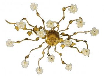 Contemporanea DESIRE-PL78 Desire 14 Light Hanging Lamp