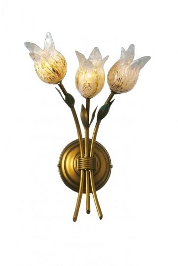 Contemporanea DUCALE-A Ducale 3 Light Hanging Lamp