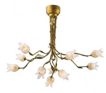 Contemporanea DUCALE-PL10 Ducale 10 Light Hanging Lamp