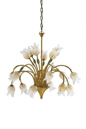 Contemporanea DUCALE-S Ducale 18 Light Hanging Lamp