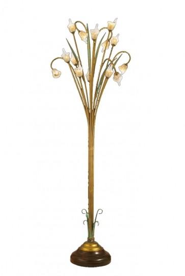 Contemporanea TOSCA-P Tosca 14 Light Hanging Lamp