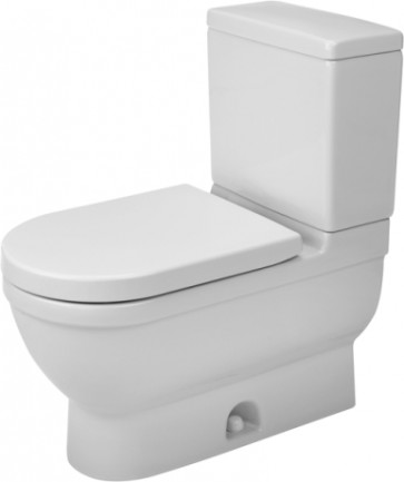 Duravit D19062 Starck 3 Two-piece Toilet